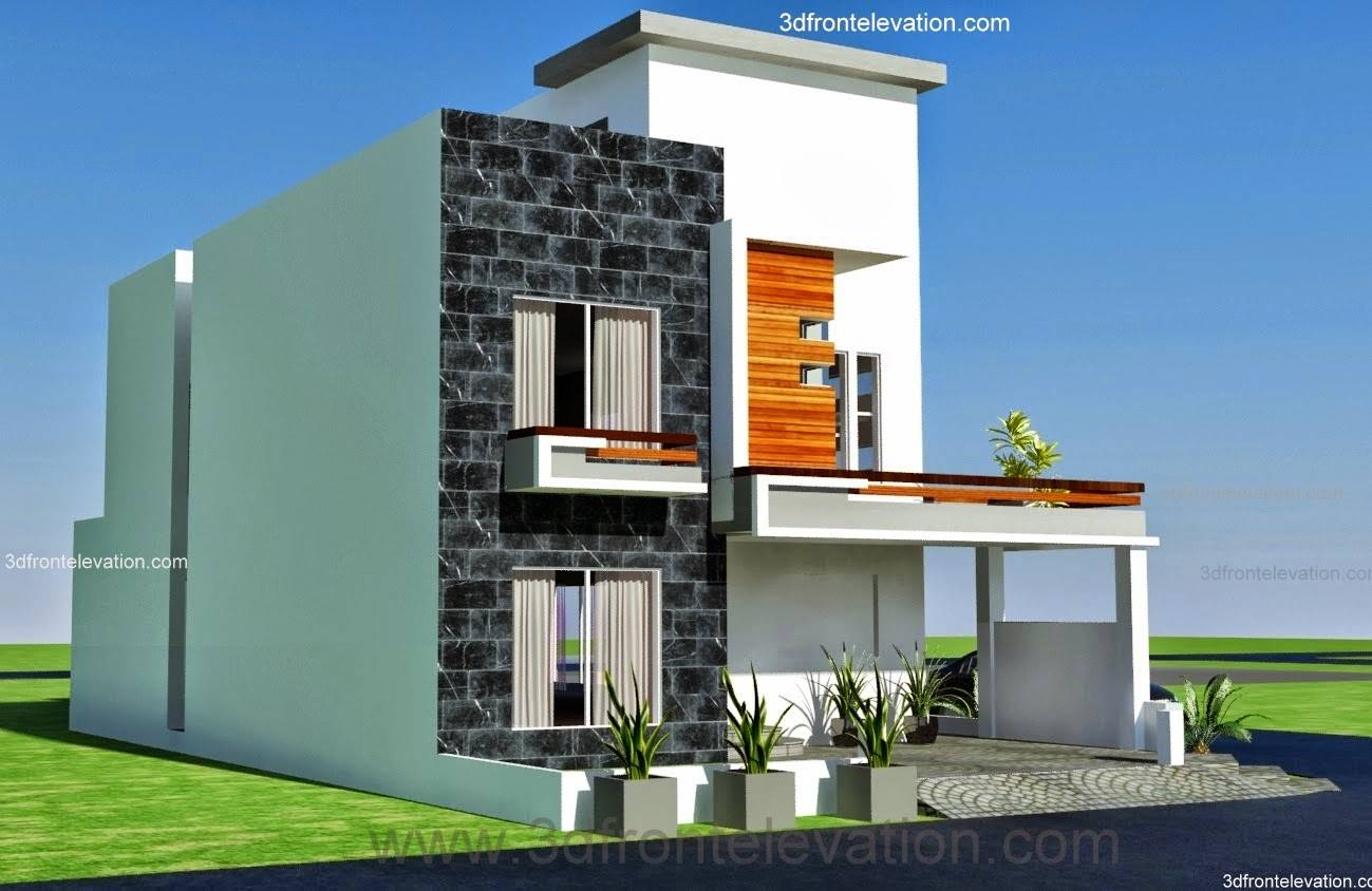 Plan Marla Plot House Joy Studio Design