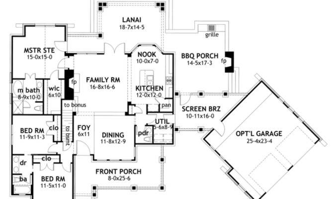 Plan Square Feet Bedrooms Bathroom Cottage House Plans