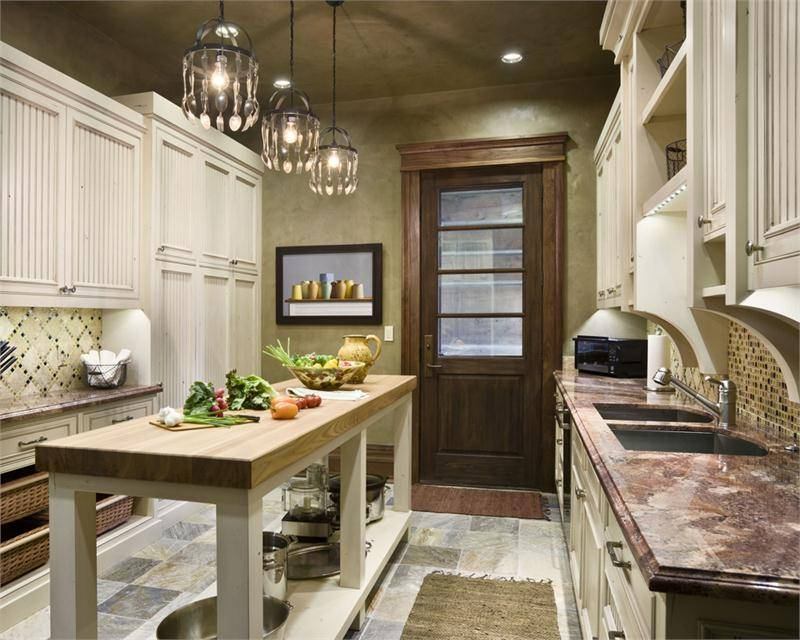 Plan Walk Kitchen Pantry Design Ideas