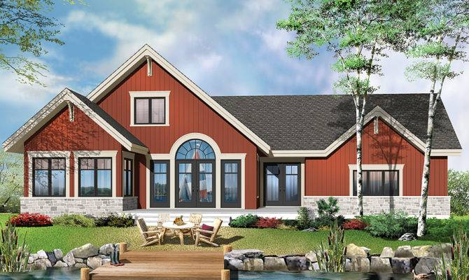 Plan Week Perfect Country Cottage