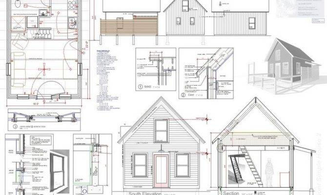Planning Ideas Tiny House Plans Modern