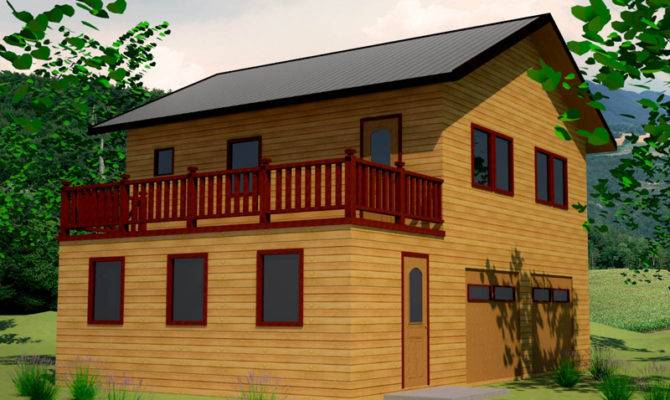 Plans Backyard Garage Apartments Building House Nidahspa