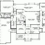 Plans Bonus Room Bedroom Floor House Plan