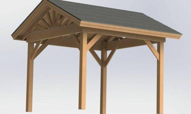 Plans Easy Build Perfect Hot Tubs Gazebo