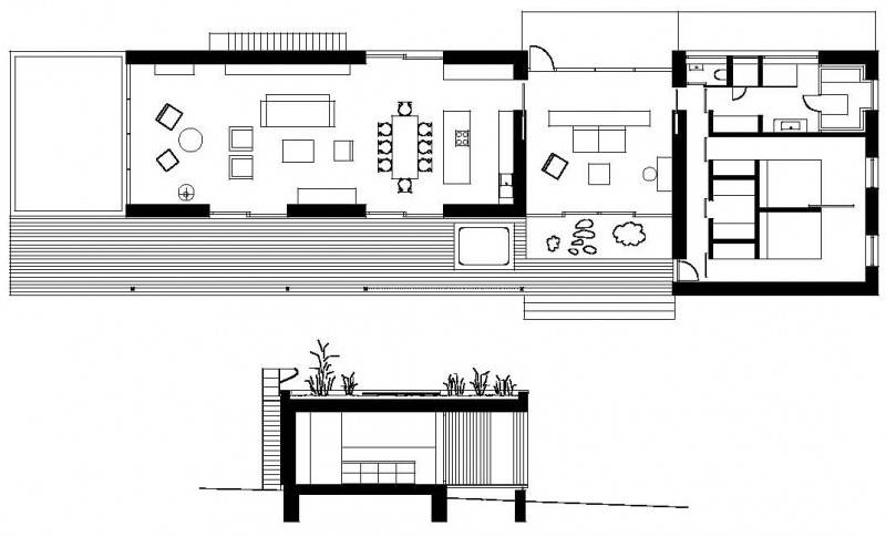 Plans Floor Alternative Rectangular Plan Collection
