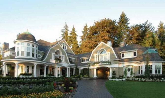 Plans Mansions Unique Shapes Floor House