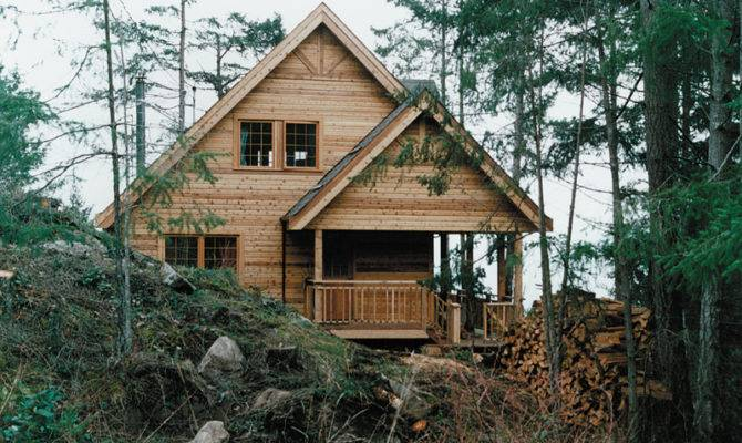 Plans Mountain Home Southern House Waterfront