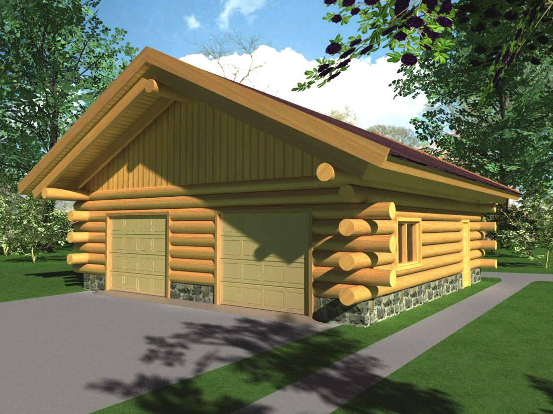 Plans Package Garage Shed