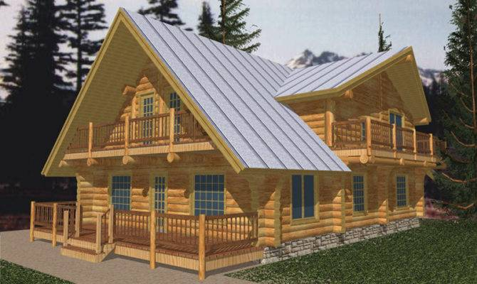 Plans Rustic Home Frame House Luxury