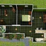 Plans Sims House Life Floor Floors
