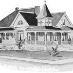 Plans Two Turn Century House Plan Books