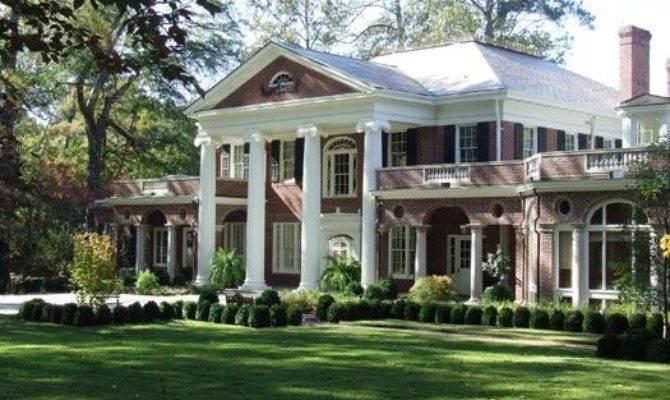 Plantation Style Home George Merlin