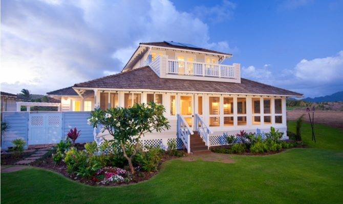 Plantation Style House Plans Hawaii