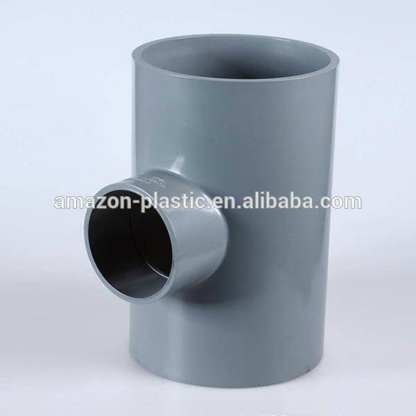 Plastic Types Pvc Pipe Fitting