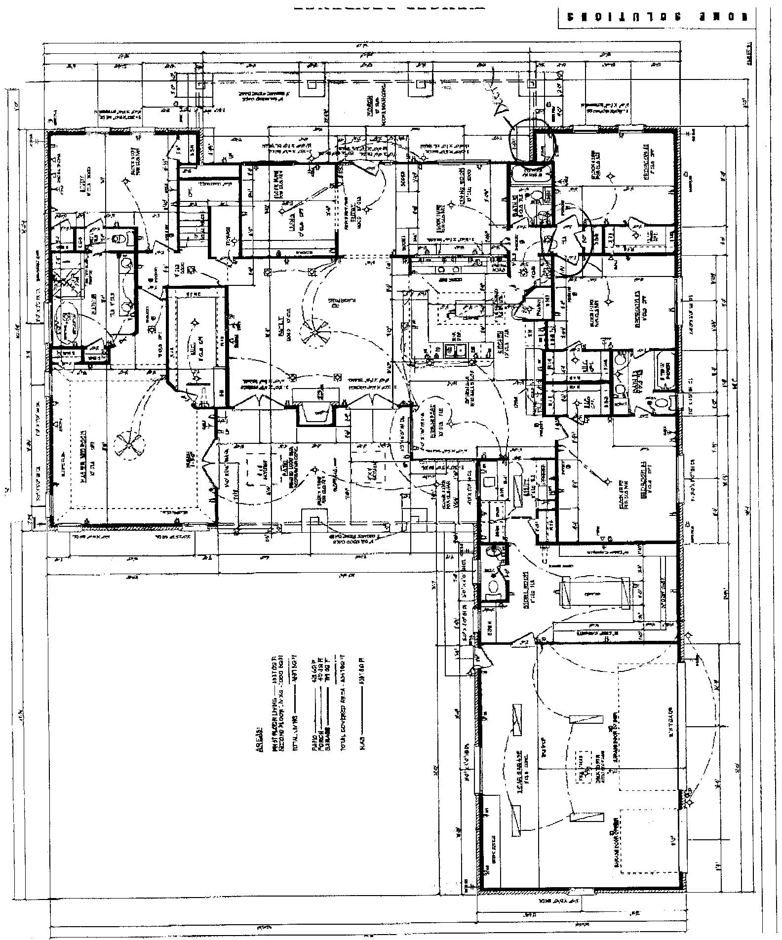 Plat Floorplans Elliott Ranch Dream Home Sale