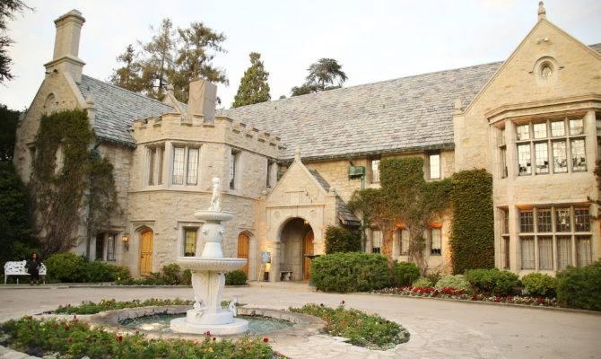 Playboy Mansion Desperate Need Renovation