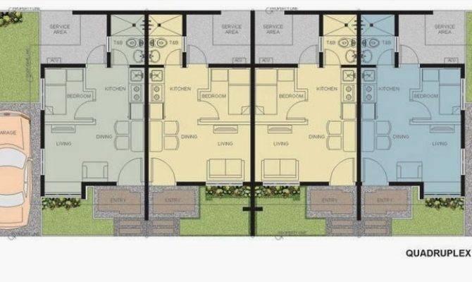 Plex Apartment Floor Plans Design
