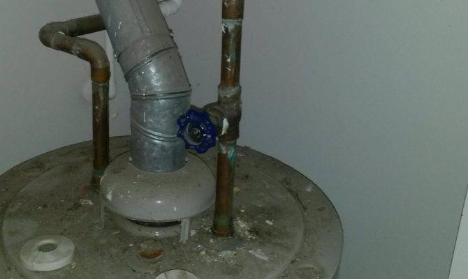 Plumbing Mystery Valve Hot Water Line