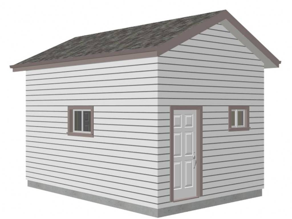 Pole Barn Garage Plans Car