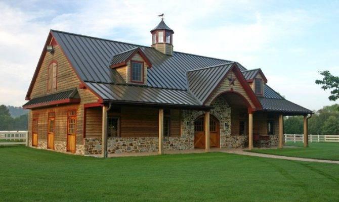 Pole Barn House Plans Basement
