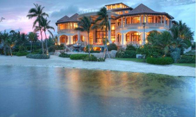Poll Which Oceanfront Mega Mansion Like Best