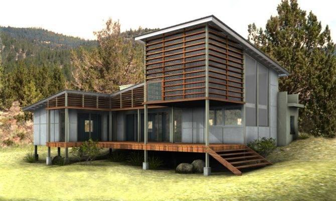 Pollution Health Environmentally Friendly House Design