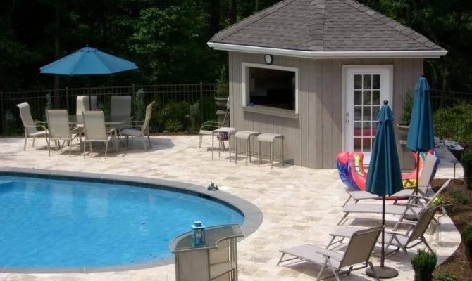Pool House Designs Extravagant