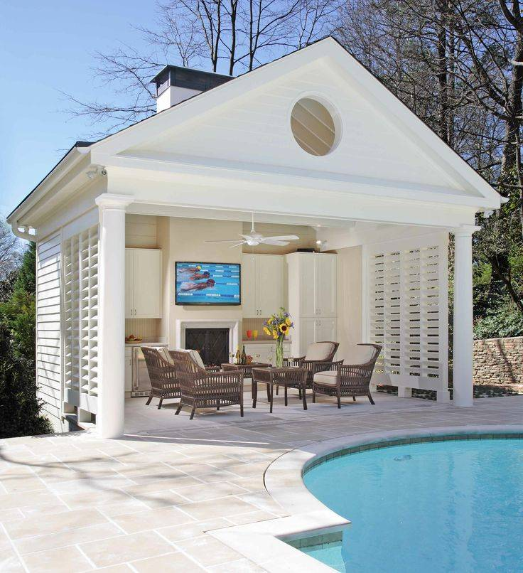 Pool House Prix Moyen Mat Riaux Construction