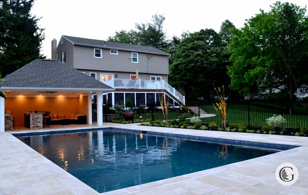 Pools Pool Houses Greenroots Landscaping Kennett