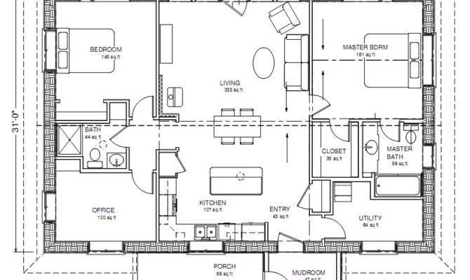 Poor Internal Wall Studio Floor Plan Quotes