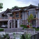 Popular Modern Craftsman Style Home Plans House