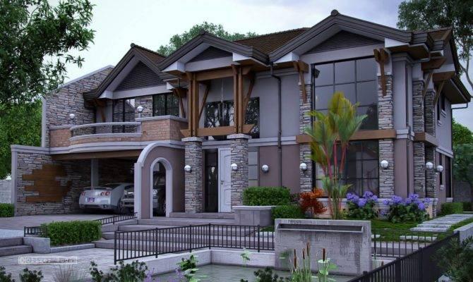 Popular Modern Craftsman Style Home Plans House