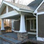 Porch Columns Stone