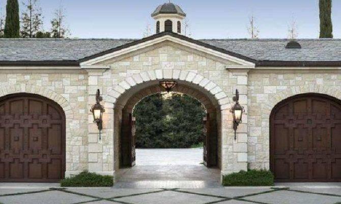 Porte Cochere Creating Home