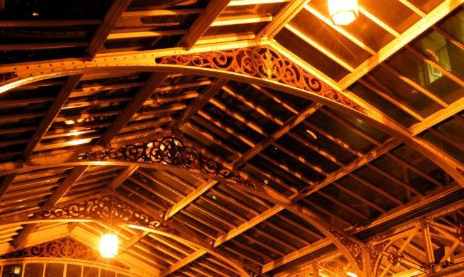 Porte Cochere Detail Marylebone