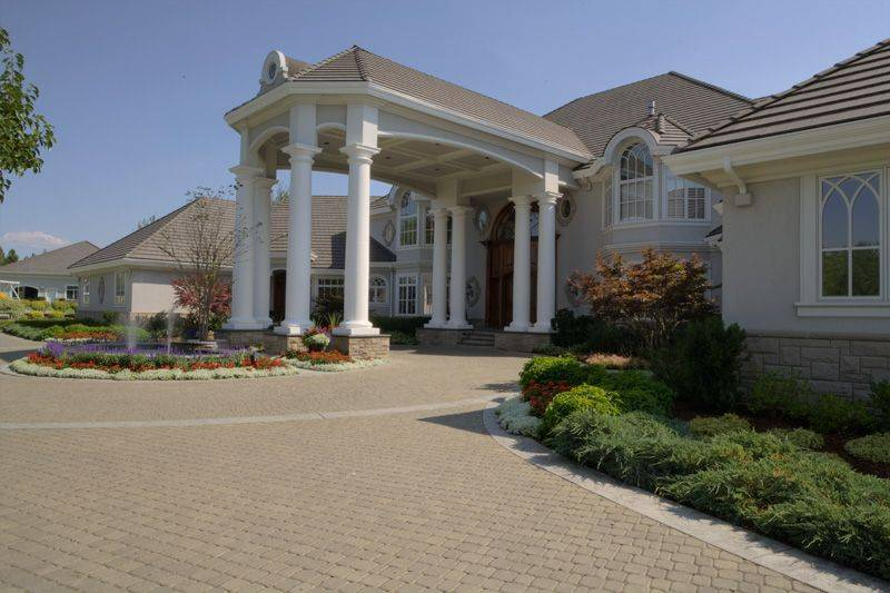 Porte Cochere Pricey Pads