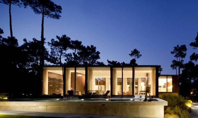 Portuguese Shaped House Built Elements