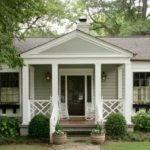 Possible Front Porch Design Plans