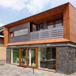 Practical Urban House Designs Iroonie