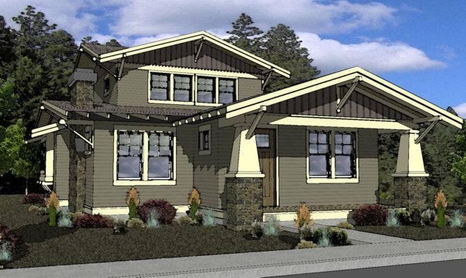 Prairie Craftsman House Plans Home Outdoor
