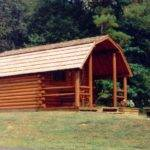 Prairie Kraft Specialties Log Cabin Manucturing One Room Koa Kabin
