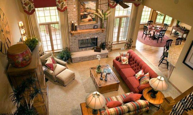 Prairie Style Home Decorating