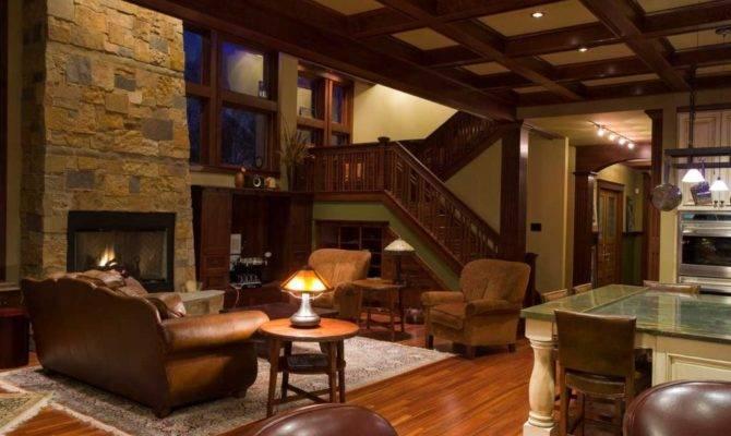 Prairie Style Interiors Ideas
