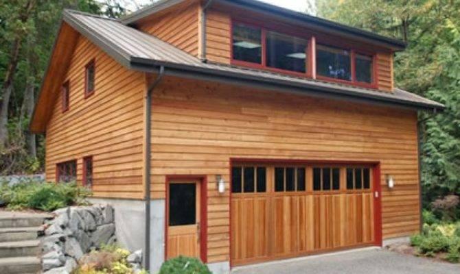 Prefab Detached Garage Build Apartment