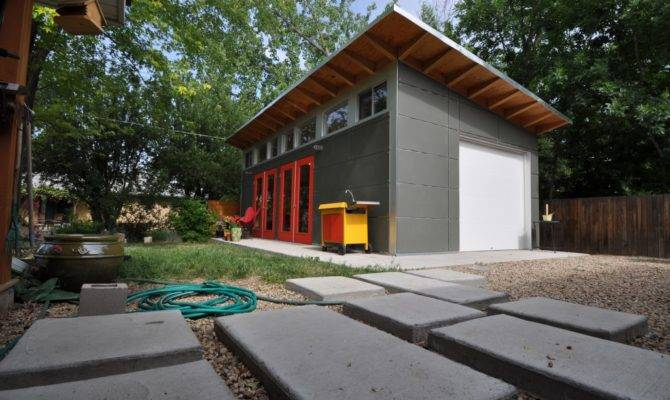 Prefab Garage Shed Kits Backyard Studios Storage Spaces