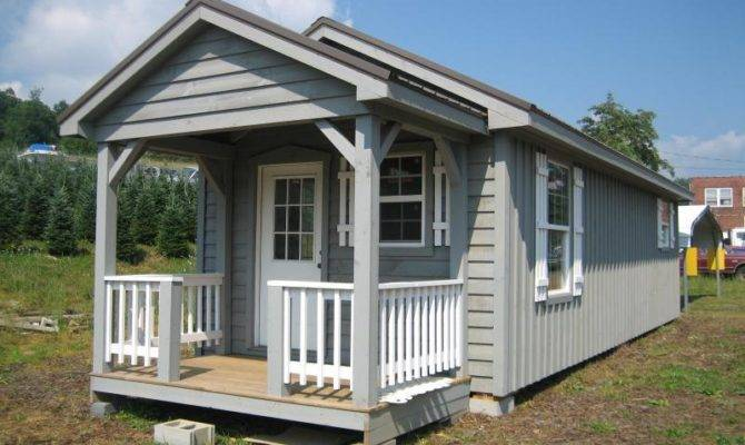 Prefab Law Cottages Morespoons