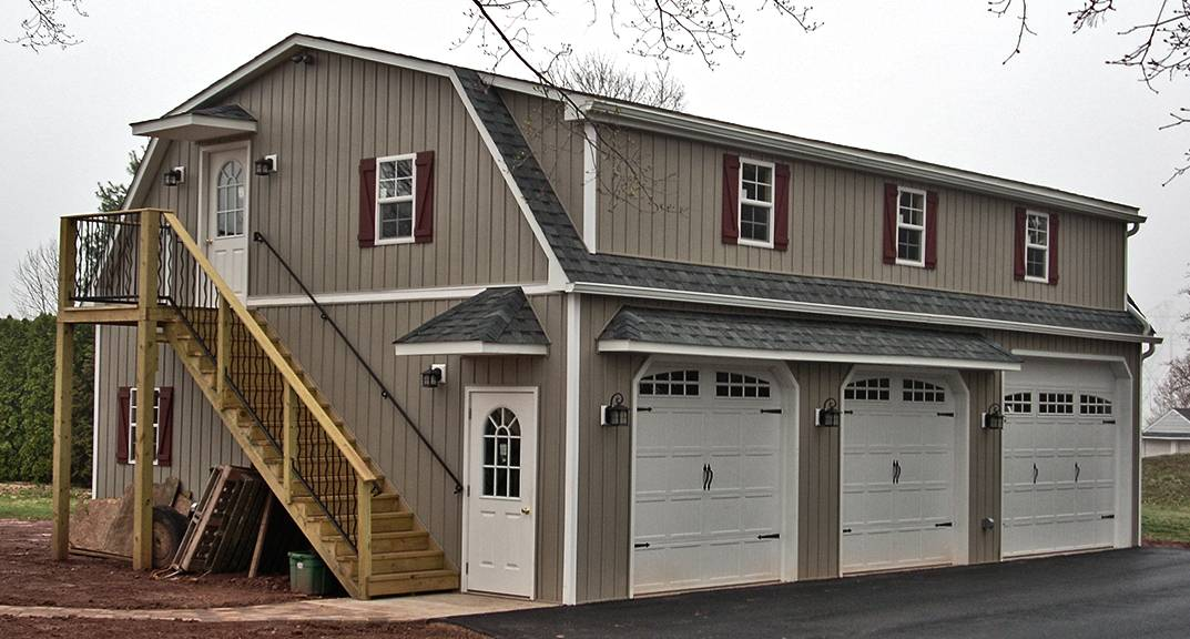 Prefab Modular Garages Canopy Carports All Have Aspects Requiring