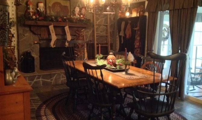 Primitive Keeping Room Kitchen Pinterest