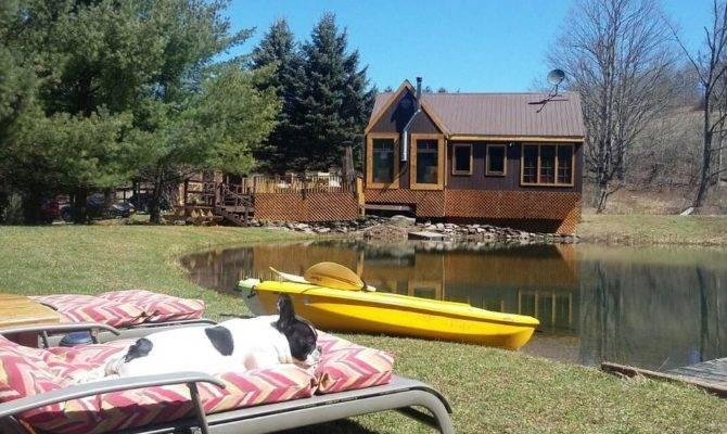Private Cozy Cottage Woods Cabanes Louer