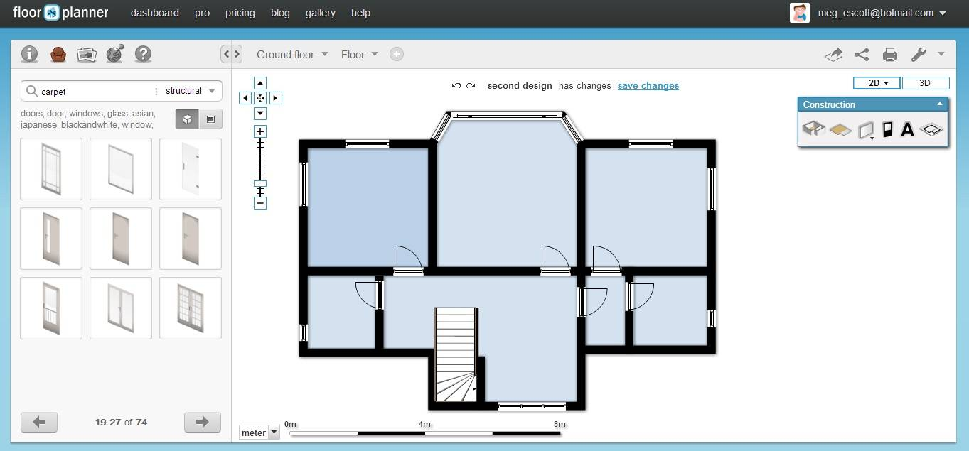 Program Draw Floor Plans Homes